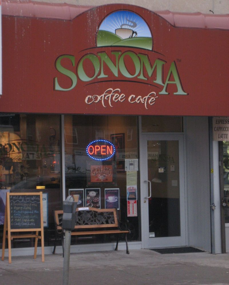 Sonoma Cafe ext
