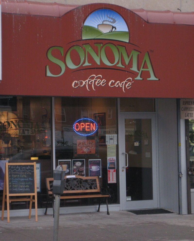 Sonoma Cafe ext